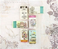 Prima Marketing Garden Fable Matchboxes
