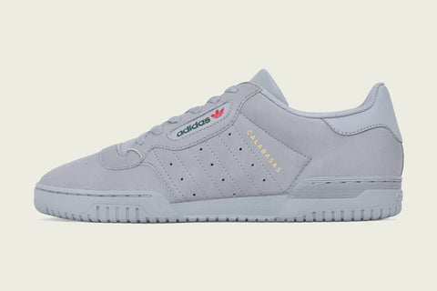 Yeezy Powerphase Gray