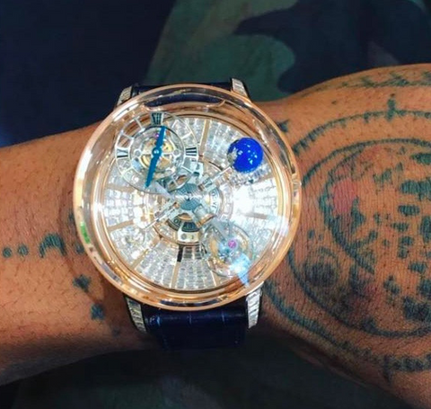 Travis Scott Watch