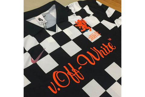 OFF WHITE JERSEY