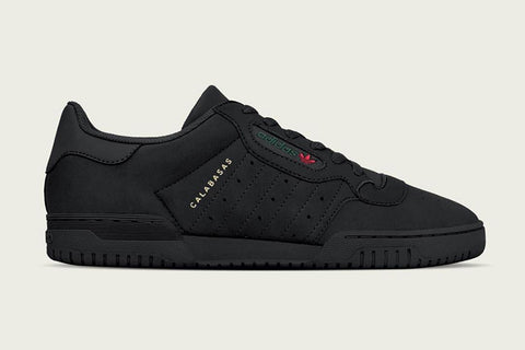 Yeezy Powerphases black
