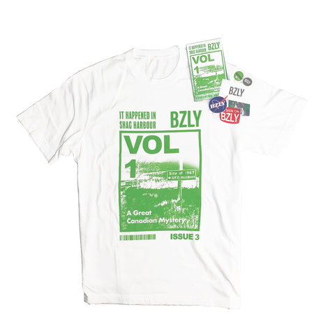 BZLY VOL 1 ISSUE 3 ARTPACK