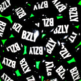 BZLY VOL 1 ISSUE 3 BUTTON