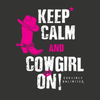 Cowgirl On