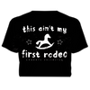 First Rodeo- Kids Toddler