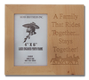 Picture Frames 4X6 (Multiple Engraving Options)