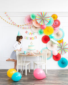 Birthday Party Backdrops