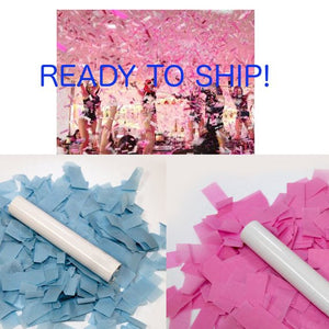 Gender Reveal Flick Stick Confetti Launcher