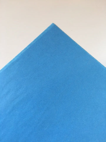 Blue Tissue Paper, Pacific Blue Tissue Paper Sheets, Bulk Tissue, Premium Blue Tissue Paper, Large Blue Tissue Paper, Wholesale Tissue Paper