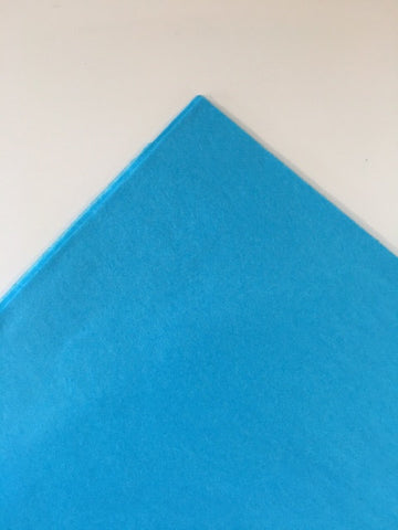 Turquoise Tissue Paper Sheets, Bulk Turquoise Tissue Paper, Premium Turquoise Tissue Paper, Large Tissue Paper, Wholesale Tissue Paper