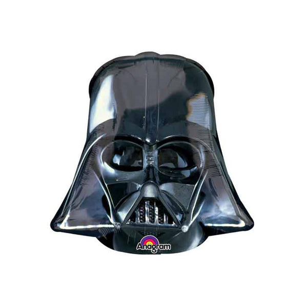 Darth Vader Balloon, Darth Vader Helmet, star wars party, star wars party decorations, Darth Vader Party, boys birthday party, Star Wars