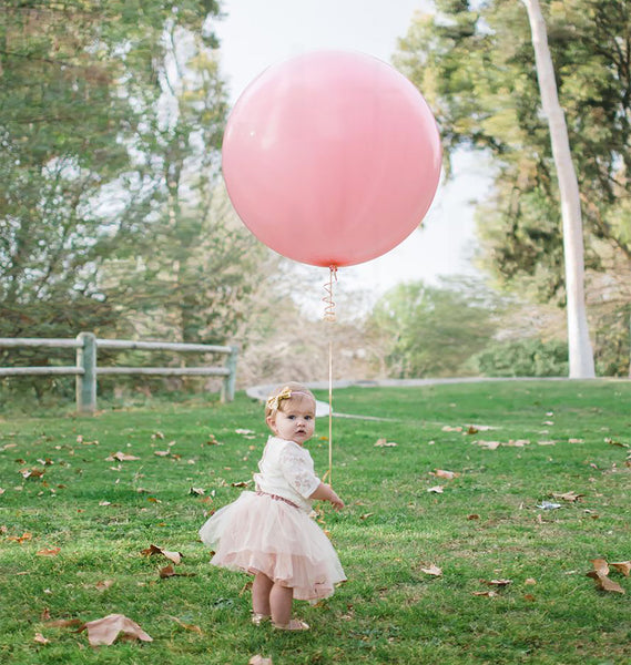 Crown Balloon, Princess Crown, Princess Birthday Balloon, Princess Party Balloon, Girls Birthday Party, Happily Ever After Balloon