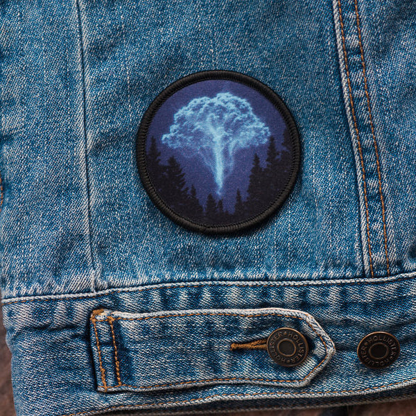 Expecto Arborus - Patch - Fox & Fir Design