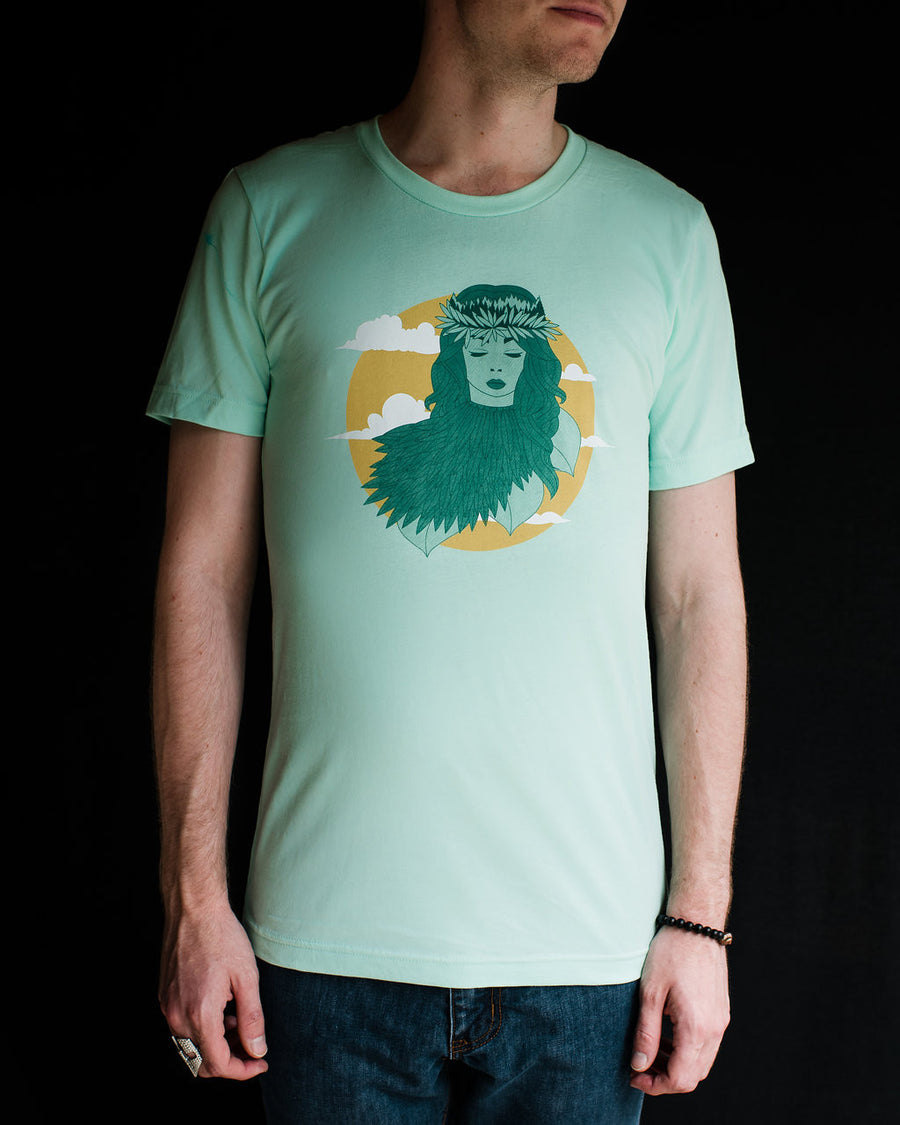 CLEARANCE! Mother Nature - Unisex - Fox & Fir Design