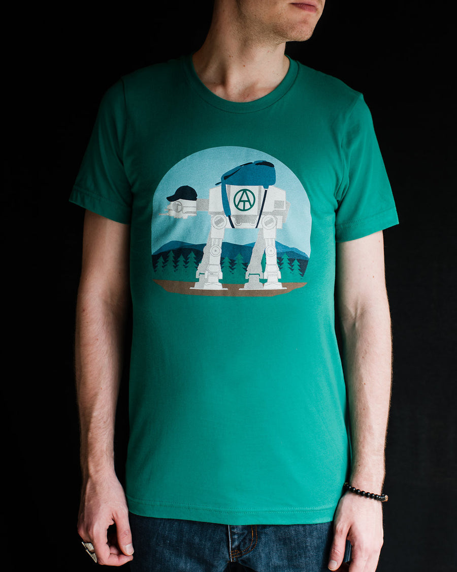 CLEARANCE! ATATAT - Unisex - Fox & Fir Design