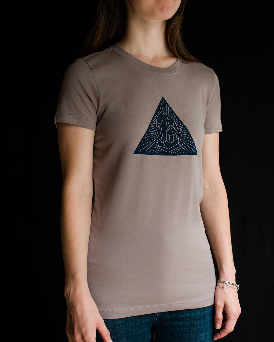 CLEARANCE! Quartz in the Mountain - Ladies - Fox & Fir Design
