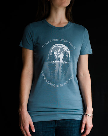 CLEARANCE! Walking with the Trees - Ladies - Fox & Fir Design