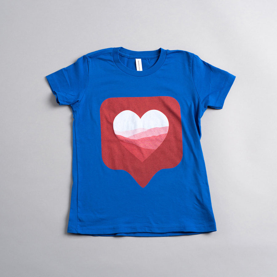 I Like the Blue Ridge - Kids - Fox & Fir Design