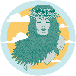 Mother Nature - Sticker