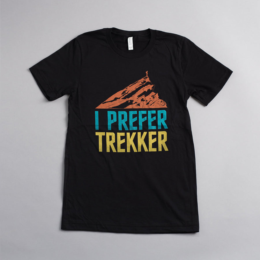 I Prefer Trekker - Unisex - Fox & Fir Design