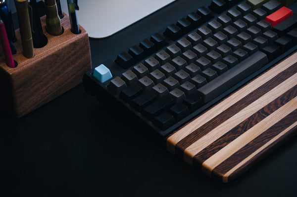 Signature SS08 - Maple & Wenge Wrist Rest