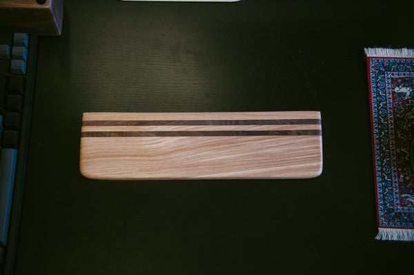 Signature SS07 - Cherry & Walnut Wrist Rest