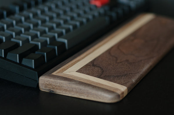 Signature SSC - Custom Wooden Wrist Rest