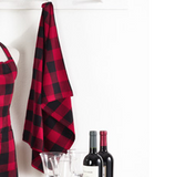 Red Buffalo Plaid Tea Towel