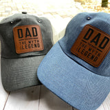fathers day gift baseball cap for me