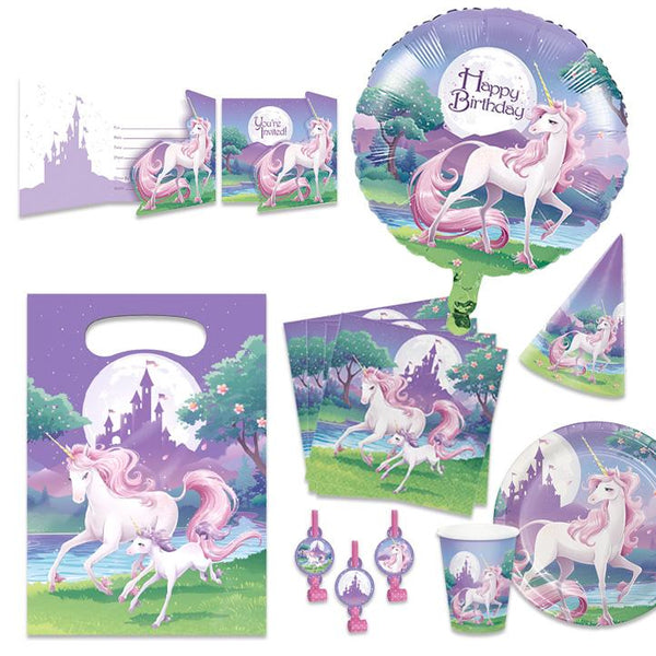 Ultimate Unicorn Party Pack