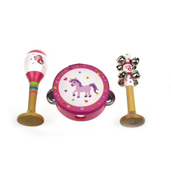 3-Piece Unicorn Music Set - Finding Unicorns