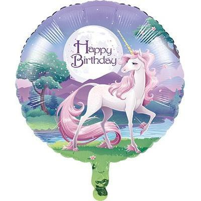 Unicorn Fantasy Balloon - Finding Unicorns