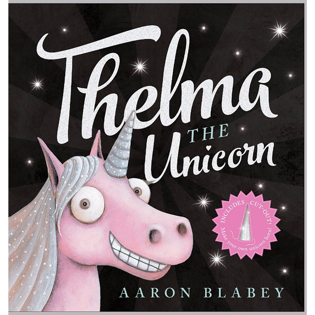 Thelma the Unicorn Book - Finding Unicorns