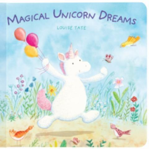 Magical Unicorn Dreams Book - Finding Unicorns