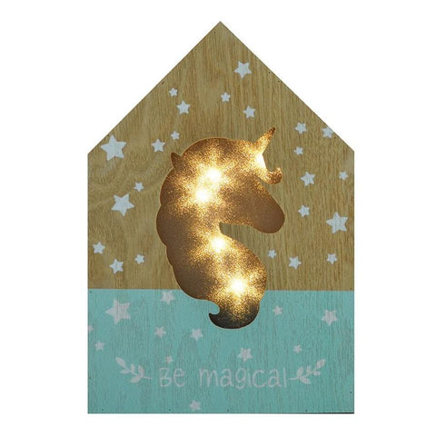 Be Magical Unicorn Light Box - Finding Unicorns