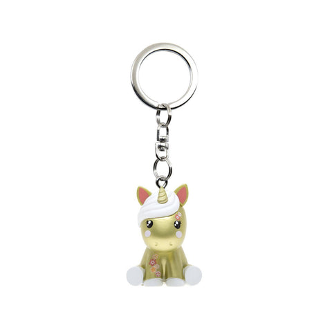 Candy Cloud Unicorn Key Ring - Finding Unicorns