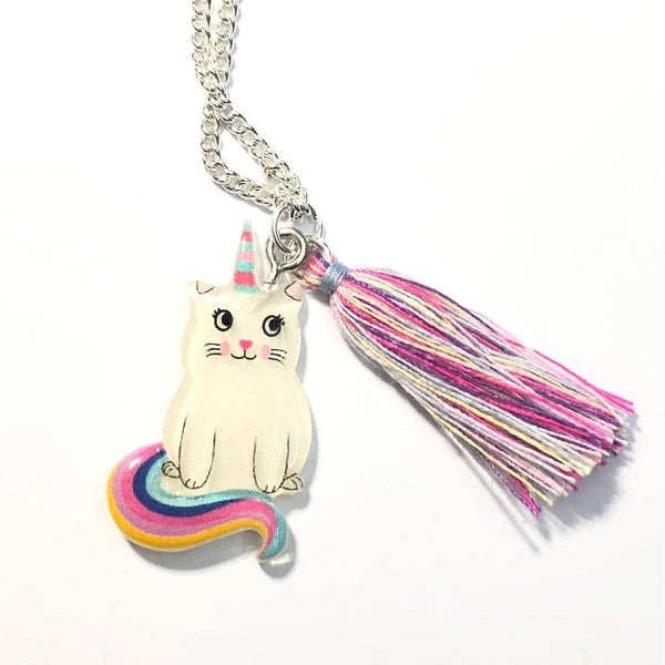 Caticorn Necklace