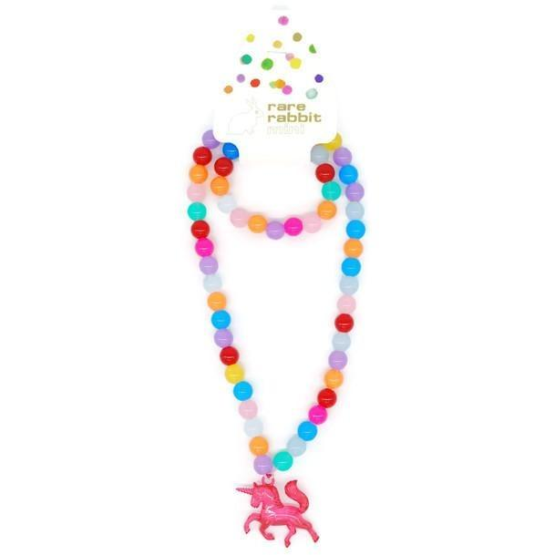 Unicorn Necklace and Bracelet Set - Finding Unicorns