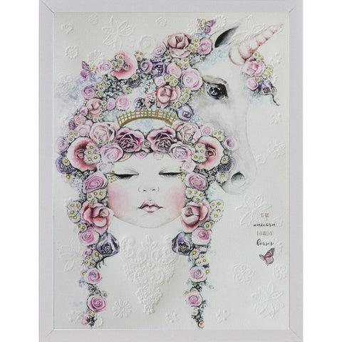 'Fantasia' Unicorn Artwork - Finding Unicorns