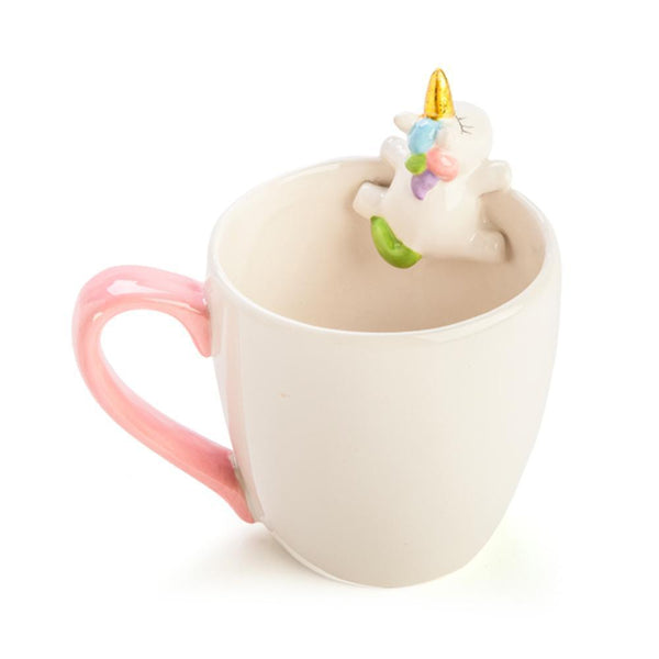 3D Dreamy Unicorn Mug - Finding Unicorns