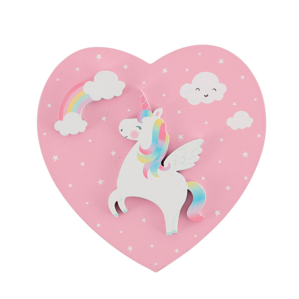 Rainbow Unicorn Jewellery Box - Finding Unicorns