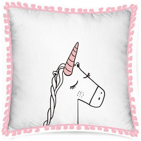 Candy Unicorn Cushion - Finding Unicorns