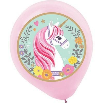 Magical Unicorn Balloons (5 Pack) - Finding Unicorns