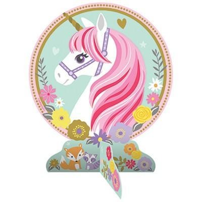 Magical Unicorn Table Centerpiece - Finding Unicorns