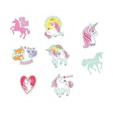 Temporary Unicorn Tattoos - Finding Unicorns