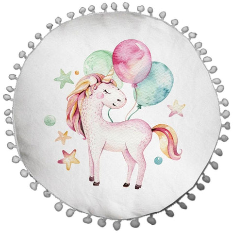 Party Unicorn Cushion - Finding Unicorns