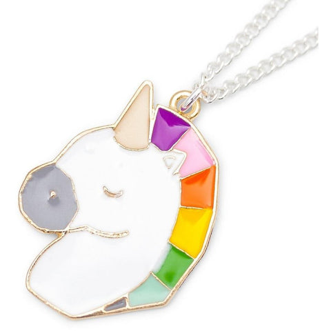 Rainbow Unicorn Necklace - Finding Unicorns