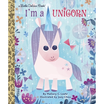 I'm A Unicorn - Little Golden Book - Finding Unicorns