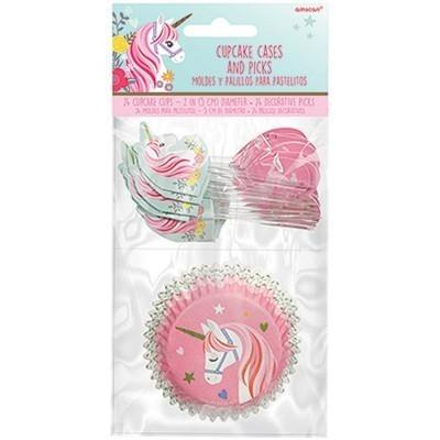 Magical Unicorn Cupcake Kit - Finding Unicorns