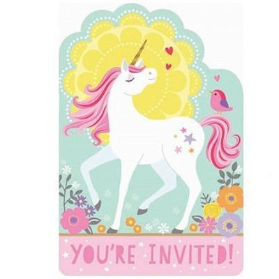 Party Invitations & Birthday Cards